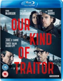 Our Kind of Traitor, Blu-ray BluRay