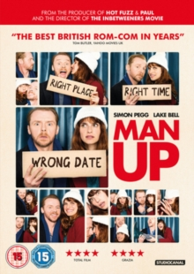 Man Up, DVD  DVD