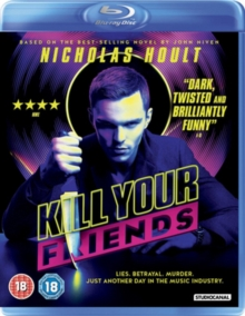 Kill Your Friends, Blu-ray