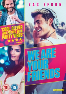 We Are Your Friends, DVD
