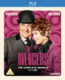 The Avengers: The Complete Series 6, Blu-ray
