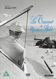 Mr. Hulot's Holiday, DVD
