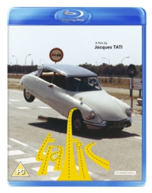 Trafic, Blu-ray  BluRay