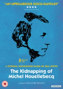 The Kidnapping of Michel Houellebecq, DVD