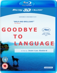 Goodbye to Language, Blu-ray