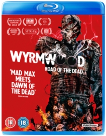Wyrmwood - Road of the Dead, Blu-ray