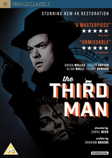 The Third Man, DVD