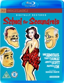 School for Scoundrels, Blu-ray  BluRay