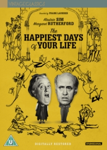 The Happiest Days of Your Life, DVD