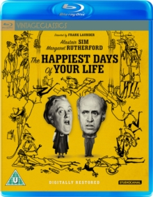 The Happiest Days of Your Life, Blu-ray