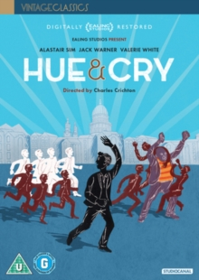 Hue and Cry, DVD