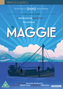 The Maggie, DVD