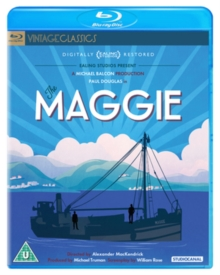 The Maggie, Blu-ray BluRay