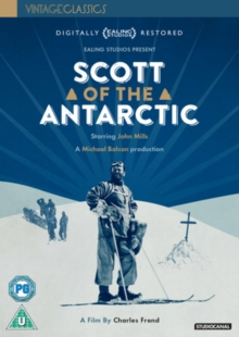 Scott of the Antarctic, DVD