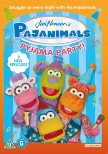 Pajanimals: Pyjama Party, DVD