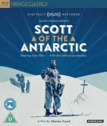 Scott of the Antarctic, Blu-ray