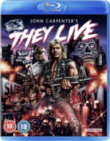 They Live, Blu-ray