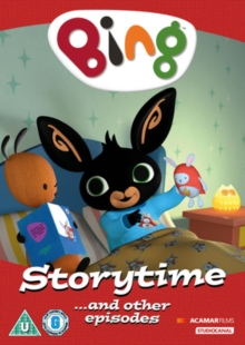 Bing: Storytime and Other Episodes, DVD
