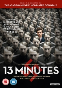 13 Minutes, DVD