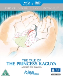 The Tale of the Princess Kaguya, Blu-ray
