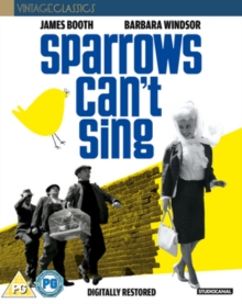 Sparrows Can't Sing, DVD  DVD