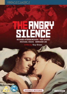 The Angry Silence, DVD