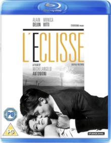 L'eclisse, Blu-ray