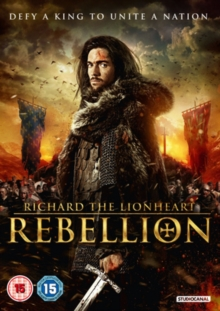 Richard the Lionheart - Rebellion, DVD  DVD