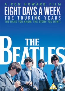 The Beatles: Eight Days a Week - The Touring Years, DVD
