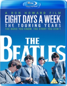 The Beatles: Eight Days a Week - The Touring Years, Blu-ray