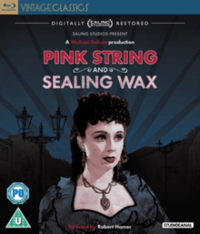 Pink String and Sealing Wax, Blu-ray BluRay