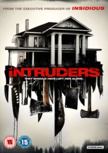 Intruders, DVD
