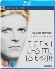 The Man Who Fell to Earth, Blu-ray