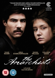 The Anarchists, DVD