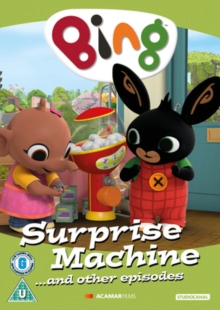 Bing: Surprise Machine and Other Episodes, DVD
