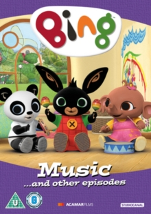 Bing: Music... And Other Episodes, DVD