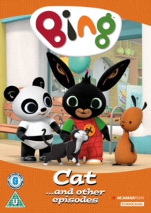 Bing: Cat... And Other Episodes, DVD