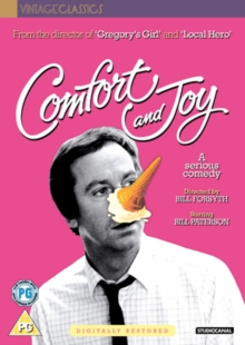 Comfort and Joy, DVD
