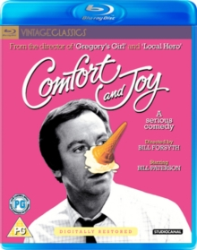 Comfort and Joy, Blu-ray