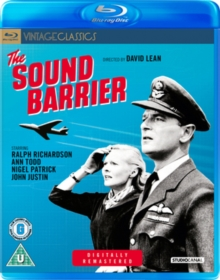The Sound Barrier, Blu-ray