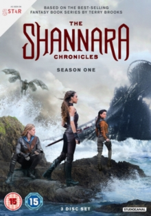 Shannara Chronicles: Season 1, DVD DVD