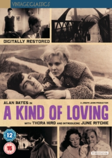 A   Kind of Loving, DVD