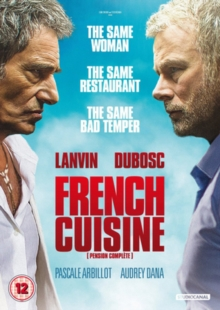 French Cuisine, DVD