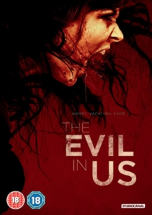 The Evil in Us, DVD