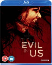 The Evil in Us, Blu-ray