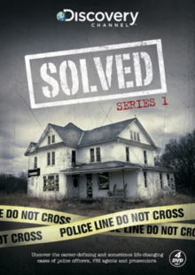 Solved: Series One, DVD