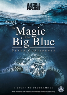 The Magic of the Big Blue: Seven Continents, DVD