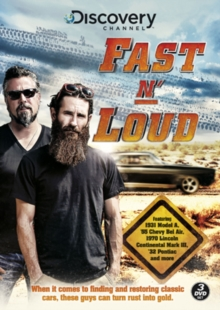 Fast N' Loud: Season 1, DVD
