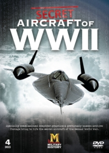 Secret Aircraft of WWII, DVD  DVD