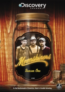 Moonshiners: Season One, DVD  DVD